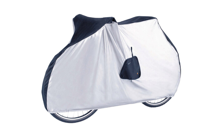 Topeak Bike Cover - blanco/negro